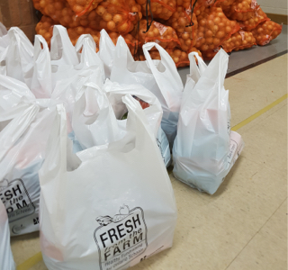 The Fresh from the Farm School Fundraiser